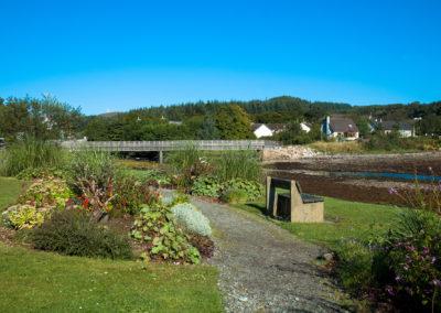 Marble line Bridge View