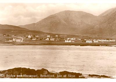 Mill Bridge and Harrapool, Broadford, Isle of Skye