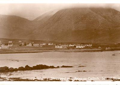 Harrapool and Beinn na Caillich, Isle of Skye