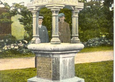 Ross Memorial Fontain, Broadford Skye