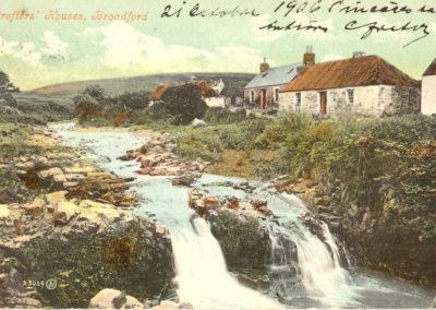 Crofters' Houses, Broadford