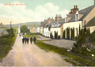 Mill Road, Broadford