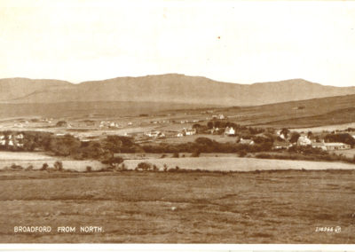Broadford from North