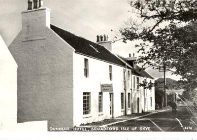 Dunollie Hotel, Broadford, Isle of Skye