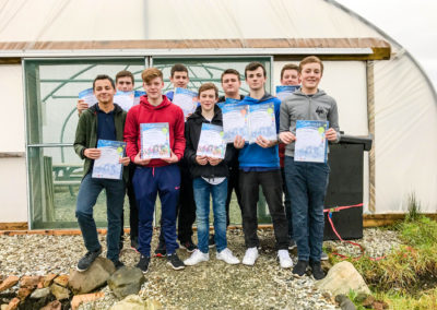 Saltire Award Winners