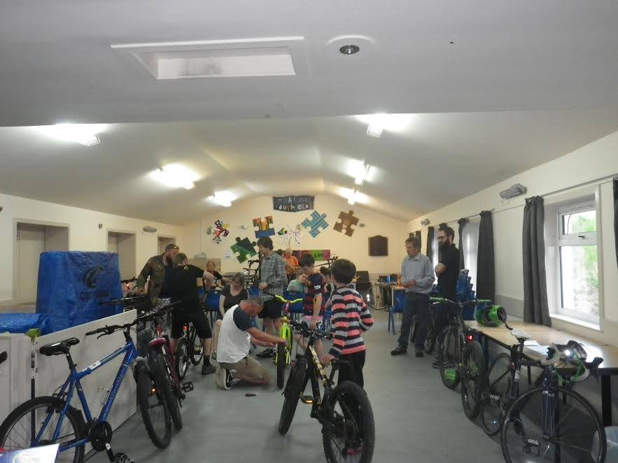 Bike Maintenance Workshop