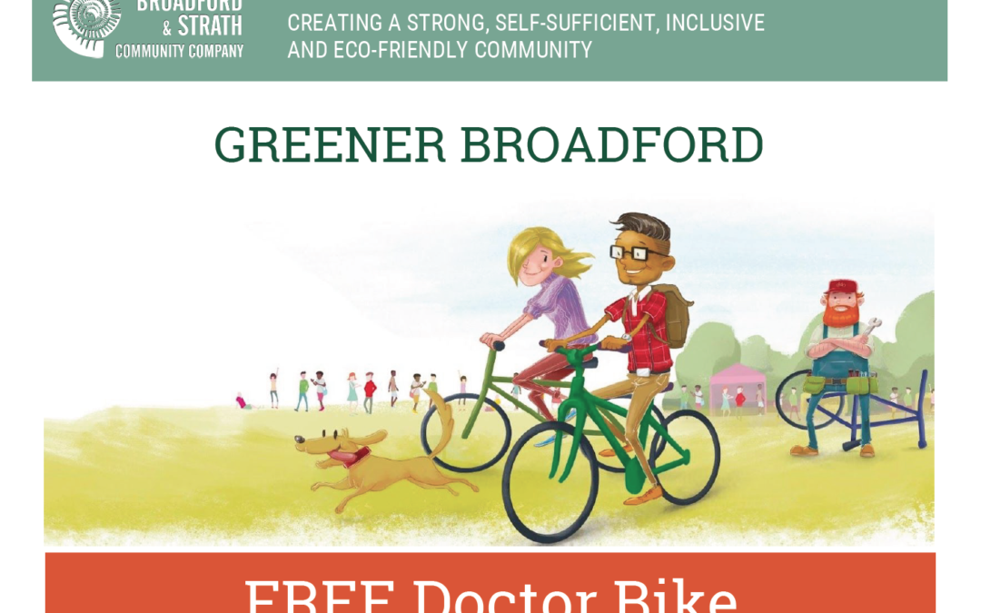 Doctor Bike with Mark Crowe