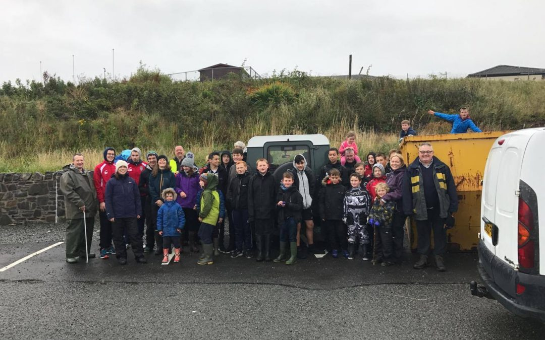 The Great Broadford Beach Clean