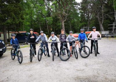 Mountin Biking Trip