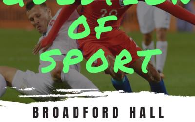 Q's of Sport – Quiz Night
