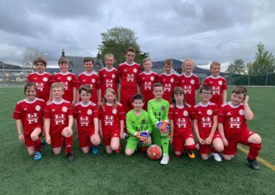 Soccer 7's 1st & 2nd teams 2019