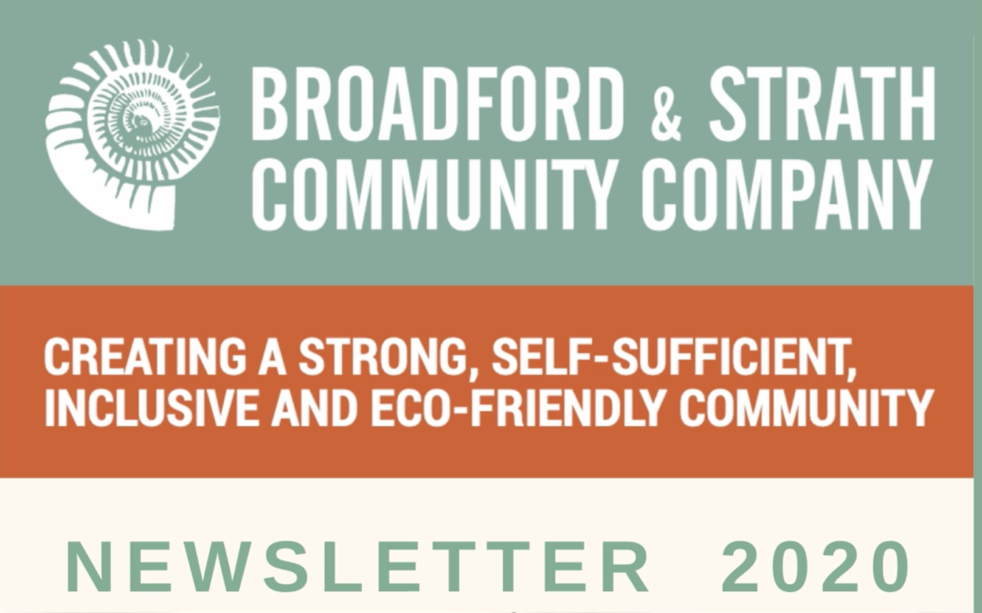 BSCC Newsletter 2020